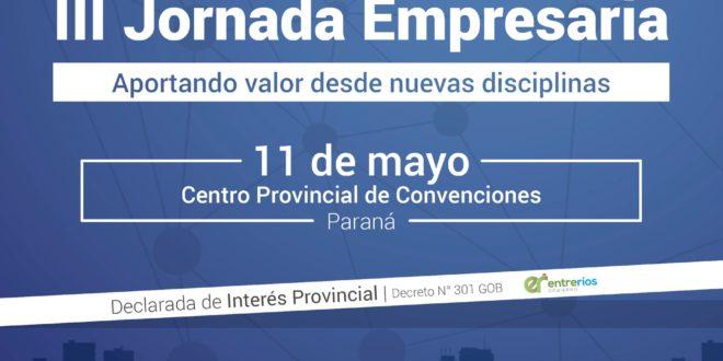 III Jornada Empresarial Aportando Valor desde Nuestras Disciplinas.