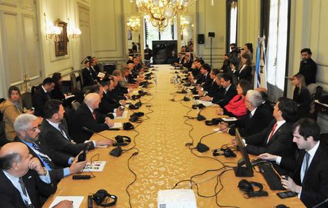 Argentina e Israel firman acuerdo para fortalecer las inversiones y el comercio