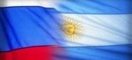 Buryaile se reunió con su par ruso en búsqueda de intensificar el comercio bilateral