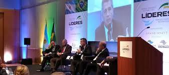 """Etchevehere en Brasil: """"Tenemos que profundizar el Mercosur y salir a vender juntos""""."""
