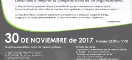 Mejora Continua 3º Encuentro Regional – Entre Ríos  2017