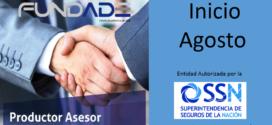 FUNDADE – Fundación de Dirigentes de Empresas – PARANÁ PRODUCTORES de SEGUROS Nuevo Curso