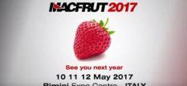 """MACFRUT 2017""  Pabellón Oficial Argentino Rimini, Italia 10 al 12 de mayo de 2017"