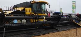 La maquinaria agrícola es el único sector económico que creció este año en Santa Fe