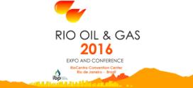 """""""RIO OIL & GAS 2016""""   Pabellón Oficial Argentino Río de Janeiro, Brasil 24 al 27 de Octubre de 2016"""