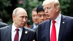 """Trump se reúne con Putin en Finlandia: """"Creo que al final tendremos una relación extraordinaria""""."""