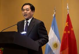 De visita en Santa Fe, el embajador chino se reunió con empresarios