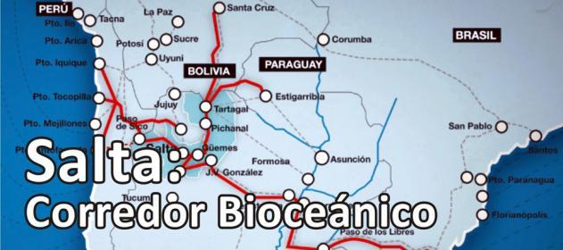 En Paraná, se realiza Jornada sobre el Corredor Bioceánico