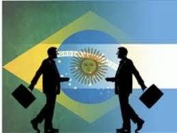 Argentina quiere incrementar la exportación de alimentos a Brasil.